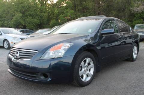 2007 Nissan Altima for sale at CAR STOP INC in Duluth GA