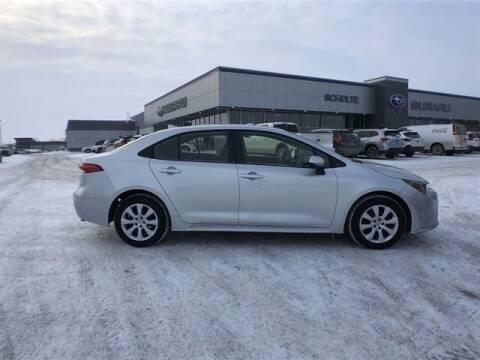 2020 Toyota Corolla for sale at Schulte Subaru in Sioux Falls SD