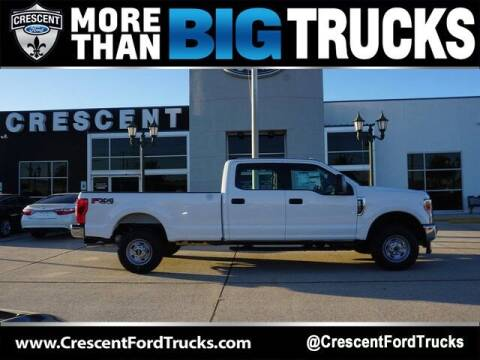 2021 Ford F-250 Super Duty for sale at Crescent Ford in Harahan LA