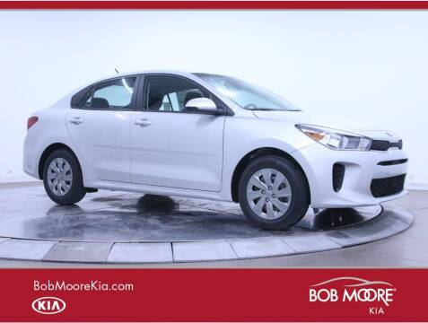 2020 Kia Rio for sale at Bob Moore Kia in Oklahoma City OK