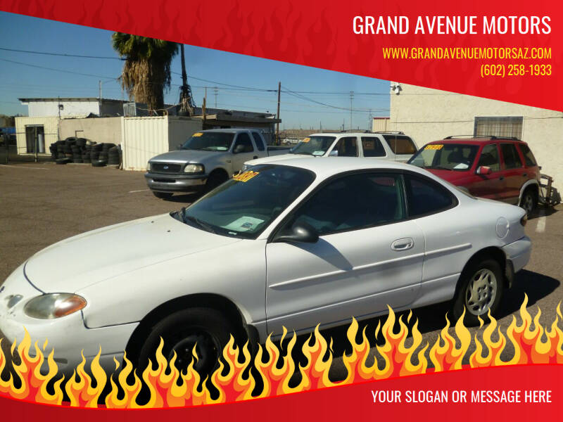 1998 Ford Escort for sale at Grand Avenue Motors in Phoenix AZ