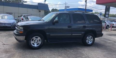 2004 Chevrolet Tahoe for sale at Baton Rouge Auto Sales in Baton Rouge LA