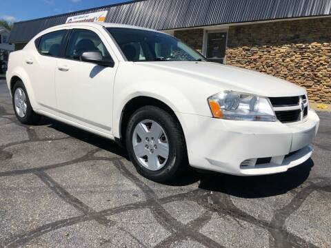 2008 Dodge Avenger for sale at Approved Motors in Dillonvale OH