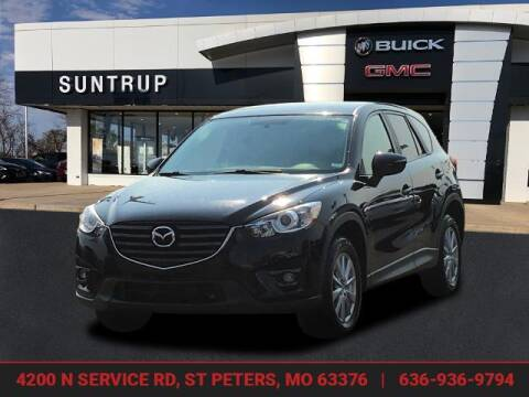 2016 Mazda CX-5 for sale at SUNTRUP BUICK GMC in Saint Peters MO