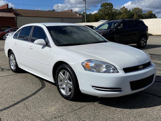 2012 Chevrolet Impala for sale at Miller Auto Sales in Saint Louis MI