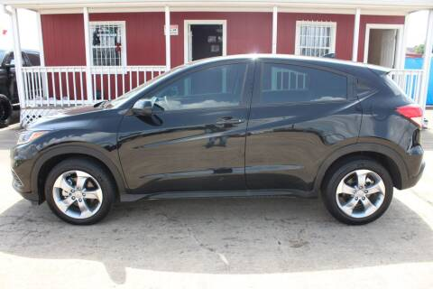 2020 Honda HR-V for sale at AMT AUTO SALES LLC in Houston TX