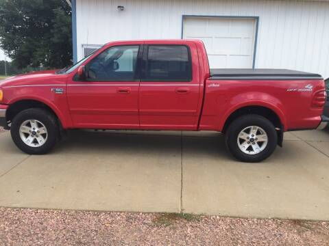 2003 Ford F-150 for sale at Bauman Auto Center in Sioux Falls SD