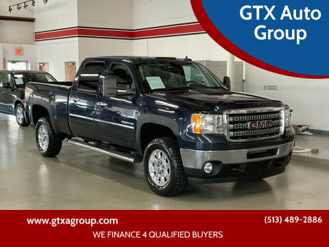 2013 GMC Sierra 2500HD for sale at GTX Auto Group in West Chester OH