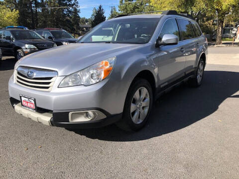 2012 Subaru Outback for sale at Local Motors in Bend OR