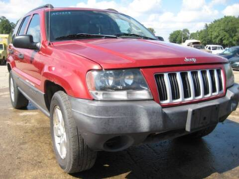 2004 Jeep Grand Cherokee for sale at Carz R Us 1 Heyworth IL - Carz R Us Armington IL in Armington IL