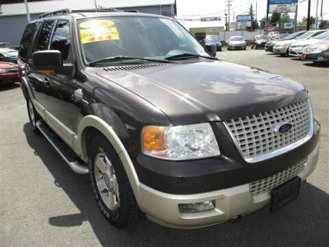 2006 Ford Expedition for sale at GMA Of Everett in Everett WA