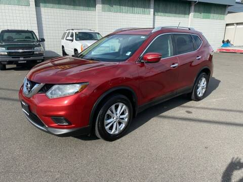 2014 Nissan Rogue for sale at Vista Auto Sales in Lakewood WA