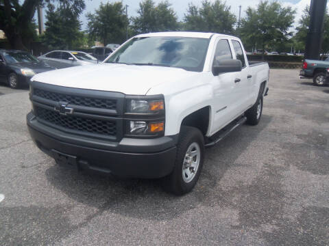 2014 Chevrolet Silverado 1500 for sale at ORANGE PARK AUTO in Jacksonville FL