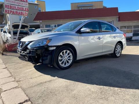 2019 Nissan Sentra for sale at STS Automotive in Denver CO