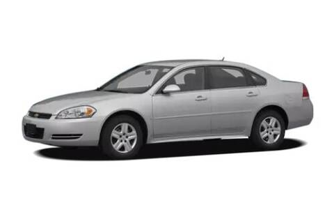 2009 Chevrolet Impala for sale at EZ Auto Sales , Inc in Edison NJ