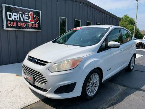 2013 Ford C-MAX Hybrid for sale at Drive 1 Car & Truck in Springfield OH