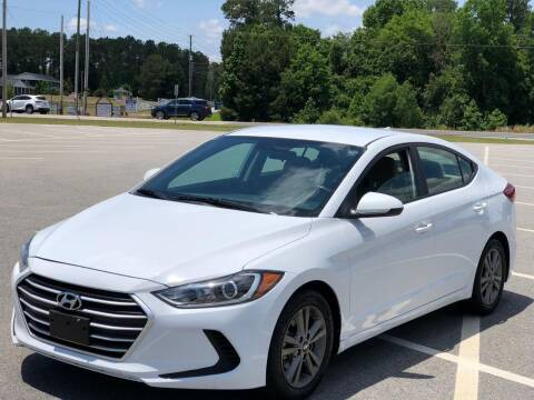 2018 Hyundai Elantra for sale at Carprime Outlet LLC in Angier NC