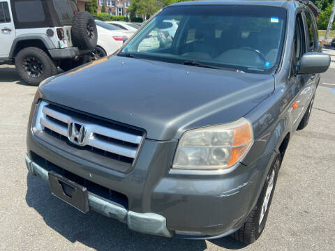 2007 Honda Pilot for sale at Best Choice Auto Sales in Methuen MA