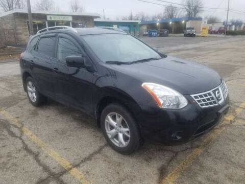 2009 Nissan Rogue for sale at REM Motors in Columbus OH