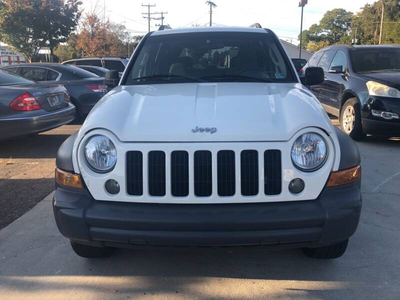 2005 Jeep Liberty for sale at Advantage Motors in Newport News VA