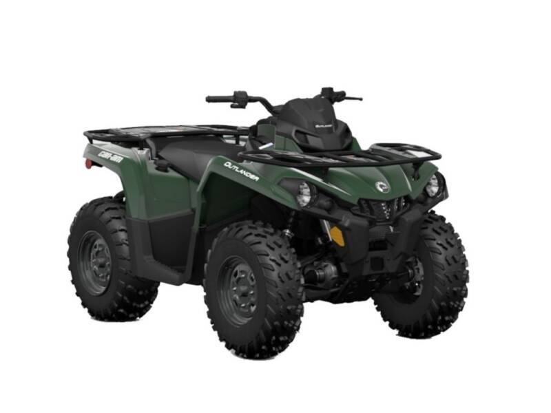 2021 Can-Am Outlander 570 for sale at Lipscomb Powersports in Wichita Falls TX