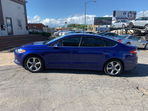 2013 Ford Fusion for sale at A & R Motors in Richmond VA