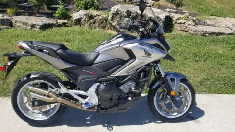 2016 Honda NC700x for sale at HIGHWAY 12 MOTORSPORTS in Nashville TN