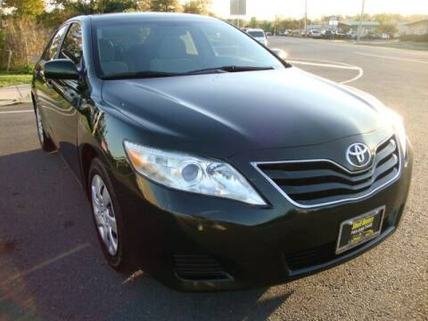 2010 Toyota Camry for sale at Shell Motors in Chantilly VA