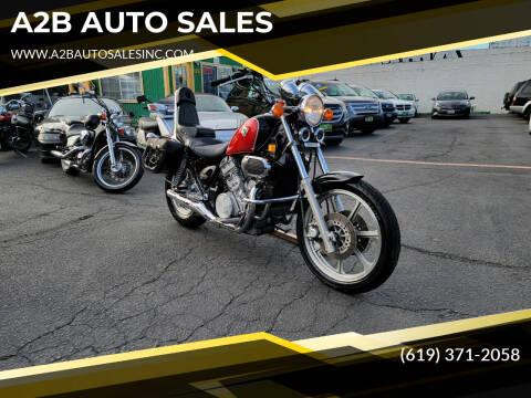 2006 Kawasaki Vulcan for sale at A2B AUTO SALES in Chula Vista CA