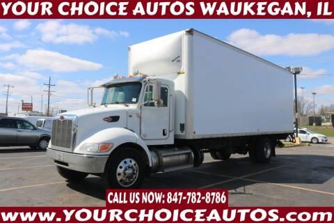 2015 Peterbilt 337 for sale at Your Choice Autos - Waukegan in Waukegan IL