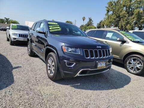 2014 Jeep Grand Cherokee for sale at La Playita Auto Sales Tulare in Tulare CA