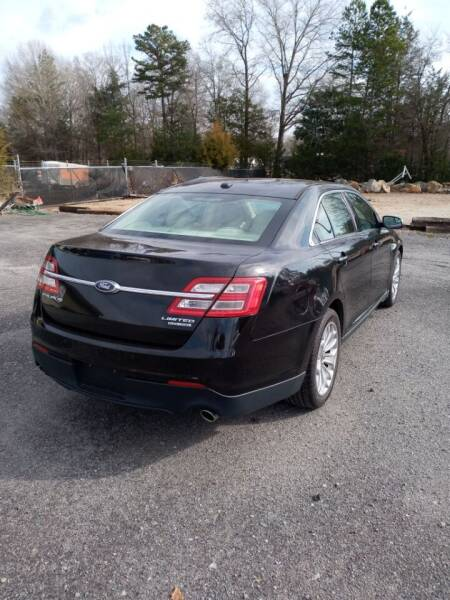 2014 Ford Taurus for sale at IDEAL IMPORTS WEST in Rock Hill SC