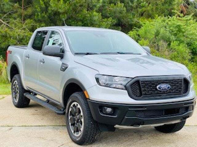 2021 Ford Ranger for sale at Rogel Ford in Crystal Springs MS