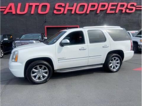 2013 GMC Yukon for sale at AUTO SHOPPERS LLC in Yakima WA