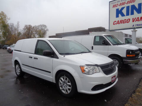 2014 RAM C/V for sale at King Cargo Vans INC in Savage MN