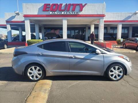 2013 Hyundai Elantra for sale at EQUITY AUTO CENTER in Phoenix AZ