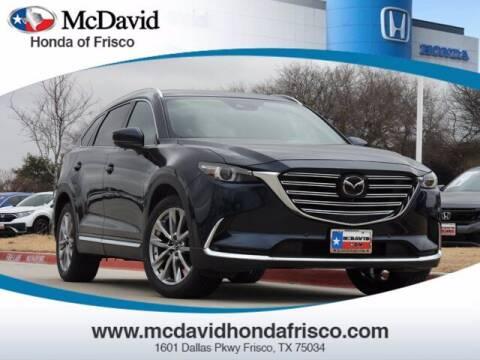 2019 Mazda CX-9 for sale at DAVID McDAVID HONDA OF IRVING in Irving TX