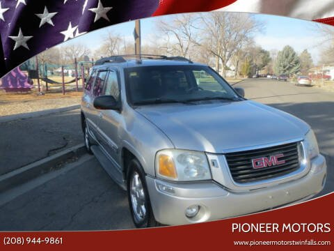 2004 GMC Envoy XL for sale at Pioneer Motors in Twin Falls ID