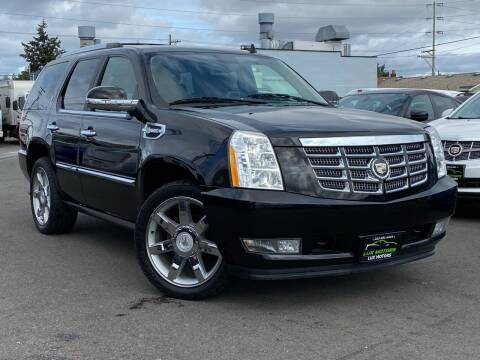 2010 Cadillac Escalade Hybrid for sale at Lux Motors in Tacoma WA