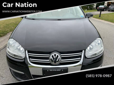 2010 Volkswagen Jetta for sale at Car Nation in Webster NY
