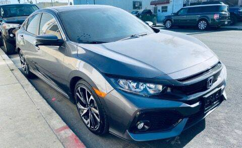 2019 Honda Civic for sale at Ournextcar/Ramirez Auto Sales in Downey CA