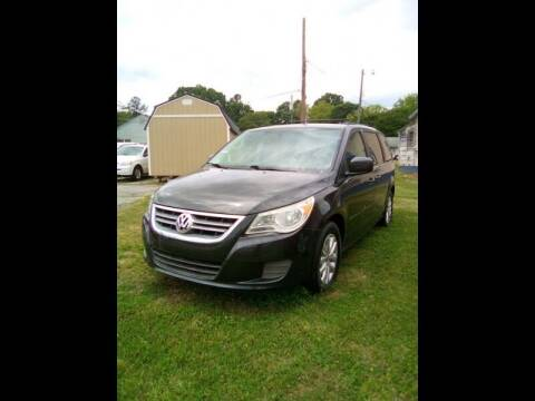 2012 Volkswagen Routan for sale at Gibson Automobile Sales in Spartanburg SC