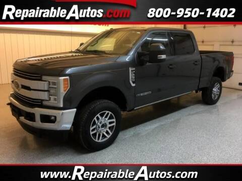 2017 Ford F-250 Super Duty for sale at Ken's Auto in Strasburg ND