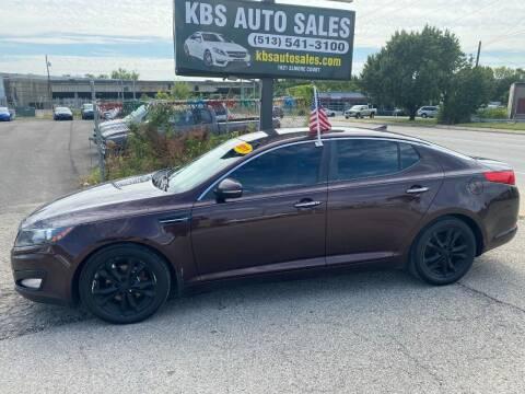 2011 Kia Optima for sale at KBS Auto Sales in Cincinnati OH