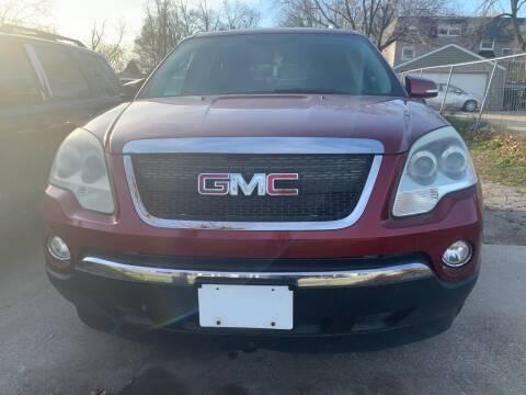 2007 GMC Acadia for sale at ALVAREZ AUTO SALES in Des Moines IA
