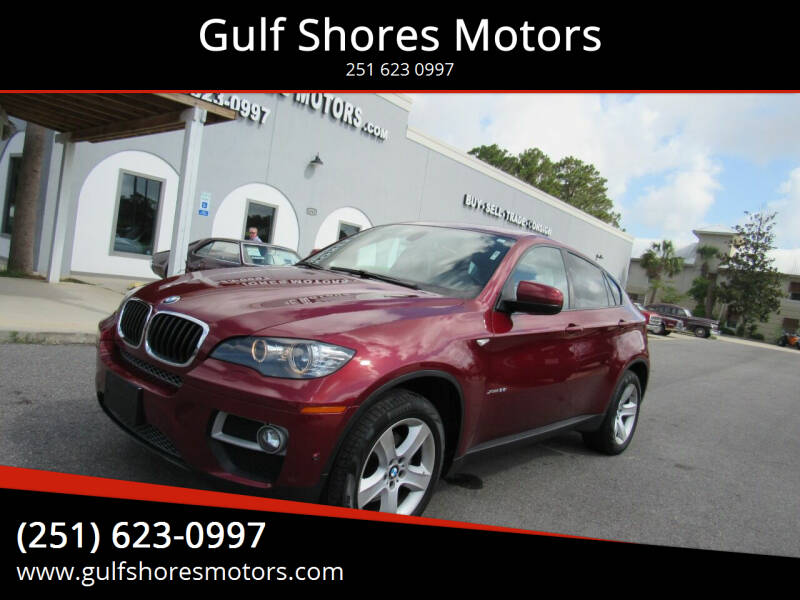 2013 BMW X6 for sale at Gulf Shores Motors in Gulf Shores AL