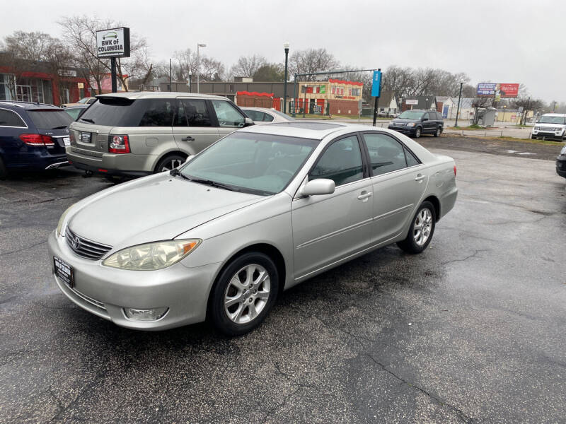 2006 Toyota Camry for sale at BWK of Columbia in Columbia SC
