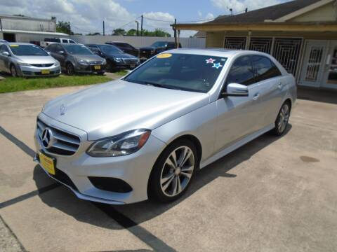 2015 Mercedes-Benz E-Class for sale at BAS MOTORS in Houston TX