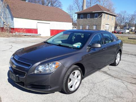 2012 Chevrolet Malibu for sale at Select Auto Brokers in Webster NY