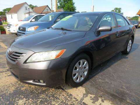 2007 Toyota Camry for sale at Bells Auto Sales in Hammond IN